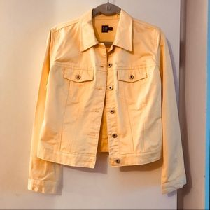 GAP Vintage Colour Iconic Jean Jacket Style